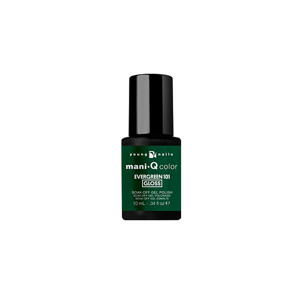 Mani-Q Evergreen 101 Gloss | Body and Nails