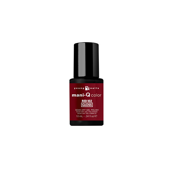 Mani-Q Red 102 Gloss